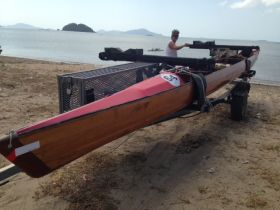 Denque Fever Cayuco Dugout Canoe On Land – Best Places In The World To Retire – International Living