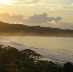 Sunset on the beach at Venao, near Pedasi, Panama – Best Places In The World To Retire – International Living