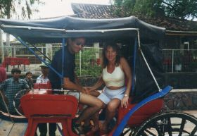 Kjersten and John Van Horn before moving to Boquete, Panama – Best Places In The World To Retire – International Living