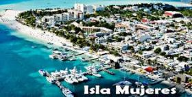Aerial view of Isla Mujeres – Best Places In The World To Retire – International Living