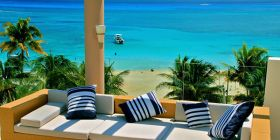 Lounge chair and beach off Isla Mujeres – Best Places In The World To Retire – International Living