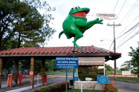 Entrance to Coronado Panama – Best Places In The World To Retire – International Living