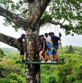 Canopy zipline in Panama – Best Places In The World To Retire – International Living
