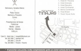 Map (directions) to Tinajas – Best Places In The World To Retire – International Living