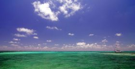 Ambergris Caye blue green water – Best Places In The World To Retire – International Living