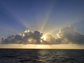 Ambergris Caye sunrise over the water – Best Places In The World To Retire – International Living
