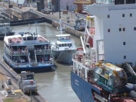 Another view of the Panama Canal – Best Places In The World To Retire – International Living