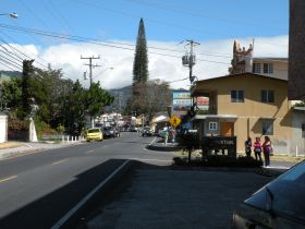 Typical street in Boquete, Panama – Best Places In The World To Retire – International Living