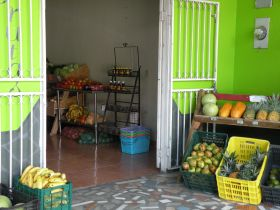 The front of a market in Boquete Panama – Best Places In The World To Retire – International Living
