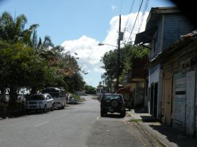 A side street view of Puerto Armuelles Panama – Best Places In The World To Retire – International Living