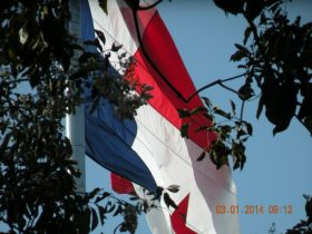 Panama Flag – Best Places In The World To Retire – International Living