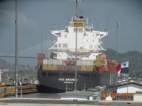 A ship passing through the Panama Canal – Best Places In The World To Retire – International Living