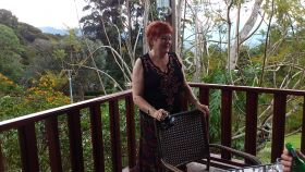 Linda Jensen at Finca Lerida, Panama – Best Places In The World To Retire – International Living