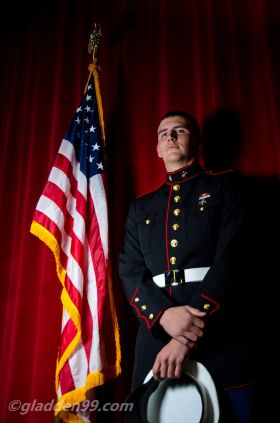 A Proud Marine 2014, my granson Dakota John Franklin – Best Places In The World To Retire – International Living