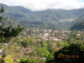 View of Boquete from the mountains – Best Places In The World To Retire – International Living
