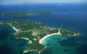 Arial Shot of Contadora – Best Places In The World To Retire – International Living