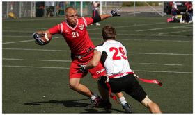 Panama Men's Flag Football Team running back – Best Places In The World To Retire – International Living