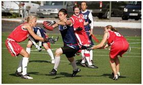 Panama Women's Flag Football Team – Best Places In The World To Retire – International Living