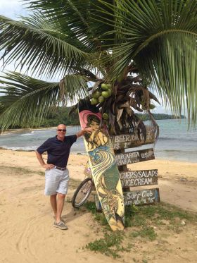 Michael Vuytowecz in Bocas del Toro, Panama – Best Places In The World To Retire – International Living