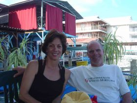 Michael and Martha Vuytowecz in Bocas del Toro, Panama – Best Places In The World To Retire – International Living