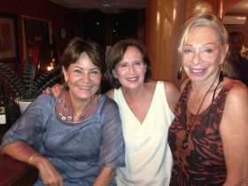 Daryl Ries and friends at Panama City Panama mixer for proffesional women – Best Places In The World To Retire – International Living