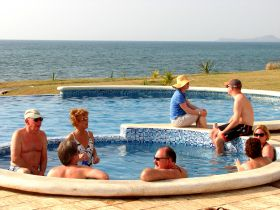 retirees enjoying at Gran Pacifica, Nicaragua – Best Places In The World To Retire – International Living