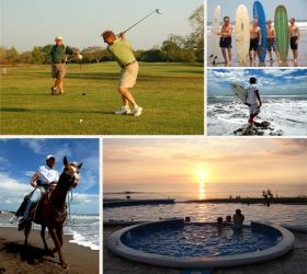 Gran Pacifica Beach & Golf Resort Amenities