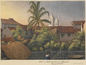 19th century painting of Panama City – Best Places In The World To Retire – International Living