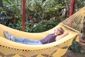 Relaxing at the D'Santos Coffee Farm – Best Places In The World To Retire – International Living